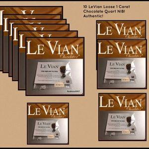 10 LeVian Loose 1 Carat Chocolate Quart NIP 💍💎💎